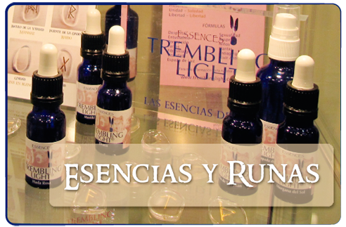Las Esencias Tremblinglight y las runas
